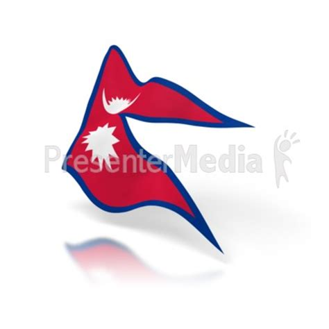 Essay on national flag of Nepal in Nepali